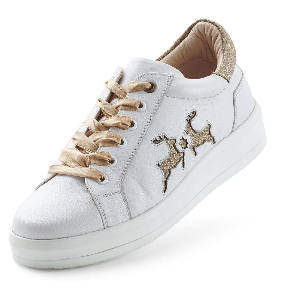 Trachtenschuhe Dirndl Sneaker & Dirndl Chucks | Trachtenland